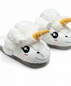 Unicorn Slippers Carte