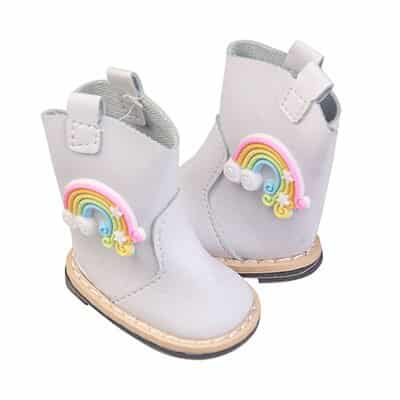 Unicorn Boots 3d Rainbow