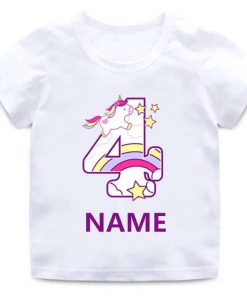 Unicorn Shirt Four
