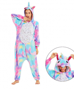 Unicorn Pajamas Animal