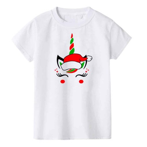 Unicorn Shirt Christmas