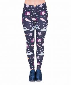 Unicorn Leggings One Size