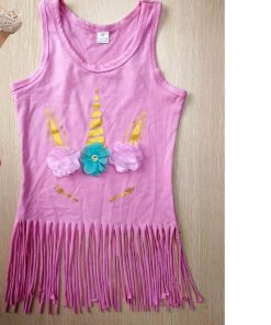 Unicorn Tank Top The Amazon Forest