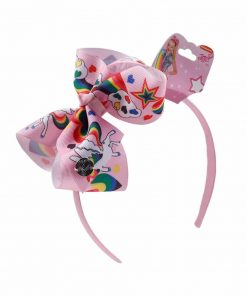 Unicorn Headband Pink Fabric