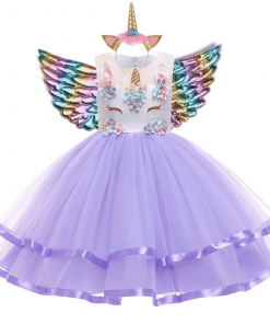 Unicorn Dress Cute