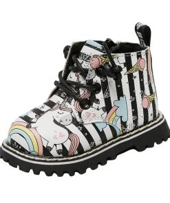 Unicorn Boots Kawaii