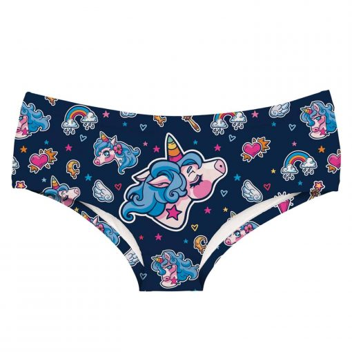 Unicorn Underwear Galaxy
