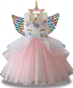 Unicorn Dress Used