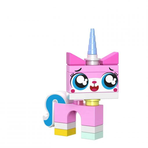 Lego Unicorn Princess Kitty Movie