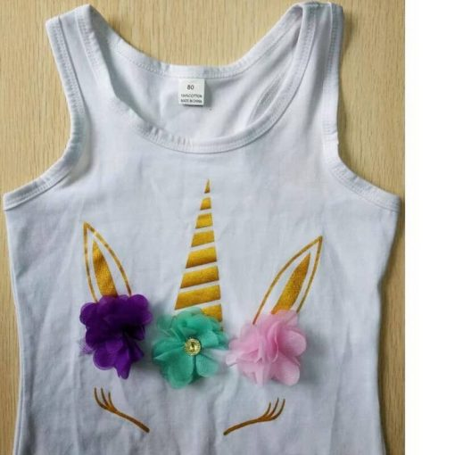 Unicorn Tank Top Majestic