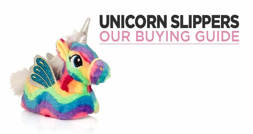 Our Selection Of The 10 Best Unicorn Slippers
