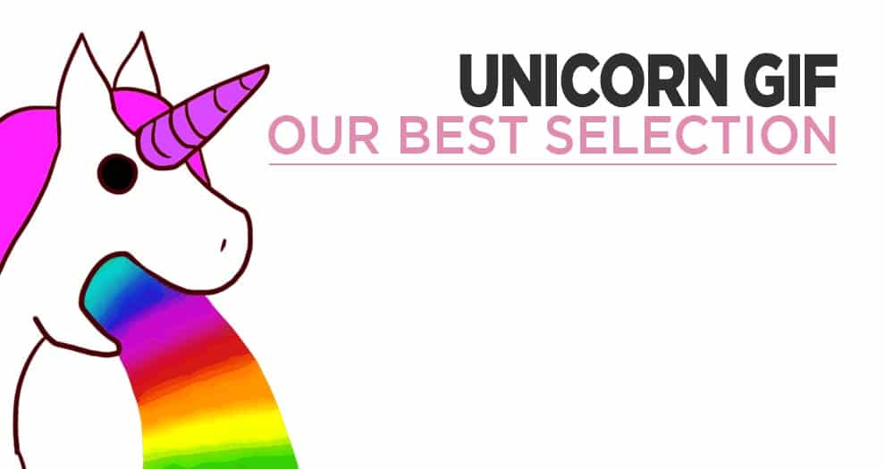 The Top 40 Best Animated Unicorn Gifs