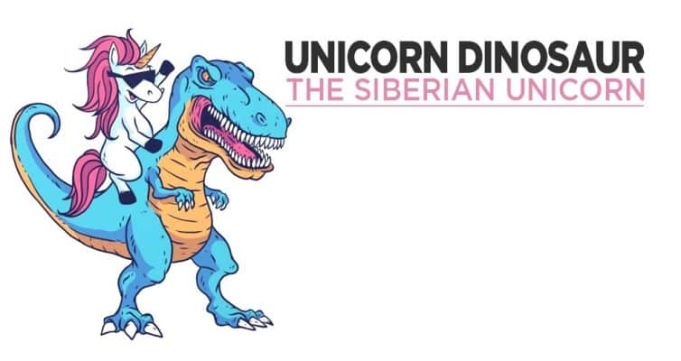 The Dinosaur Unicorn
