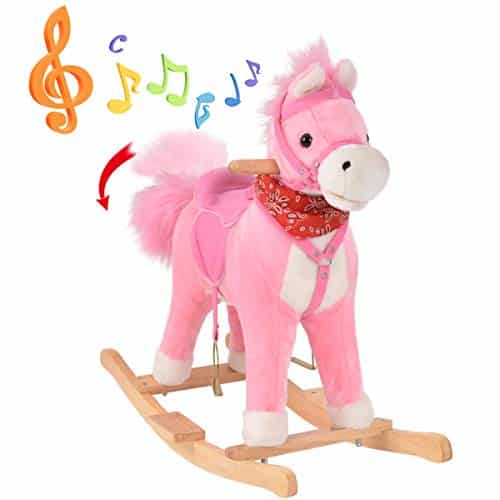 The Musical Rocking Unicorn