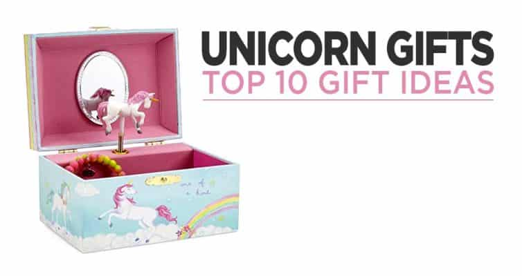 Top 10 Unicorn Gift Ideas For This Summer