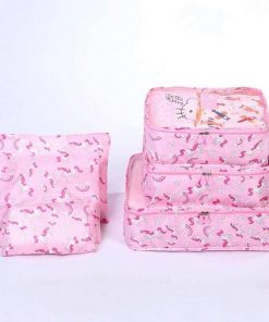 Unicorn Suitcase Set Of 3