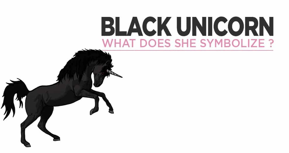 Black Unicorns : Traditional Meanings And Symbolism In Our Present Culture