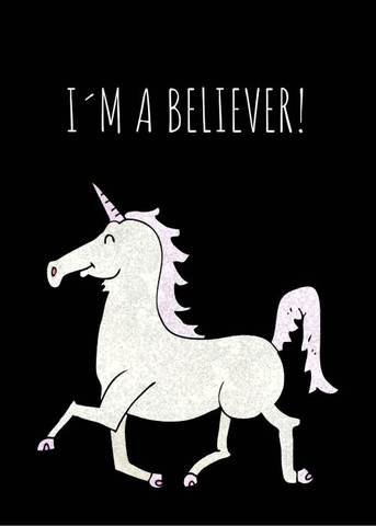 i'm a believer unicorn