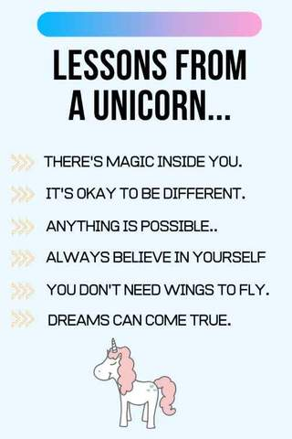 lessons from a unicorn