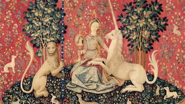 Unicorn In The Middle Ages