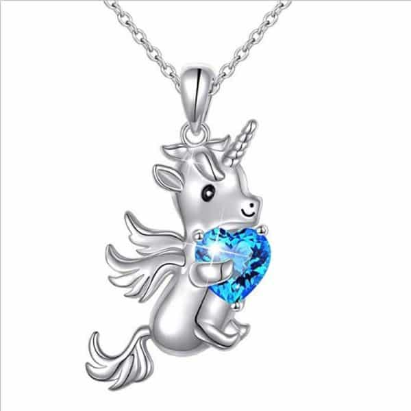 Unicorn Necklace Kaykay Jewelers