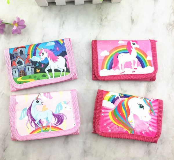 Unicorn Wallet Smile