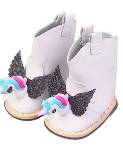 Unicorn Boots With Wings Toy