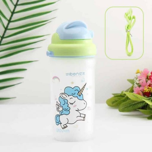 Unicorn Water Bottle Transparency