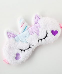 Unicorn Sleep Mask Cozy