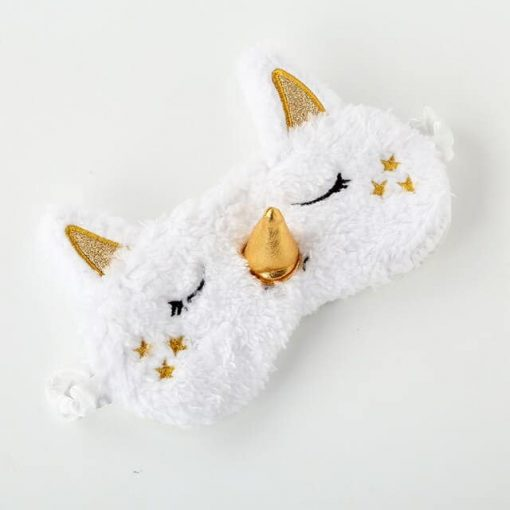 Unicorn Sleep Maskface