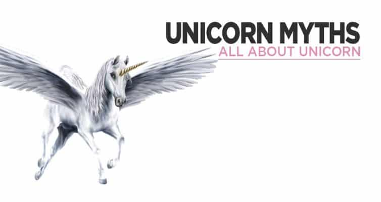 What Is The Myth About Unicorns ?