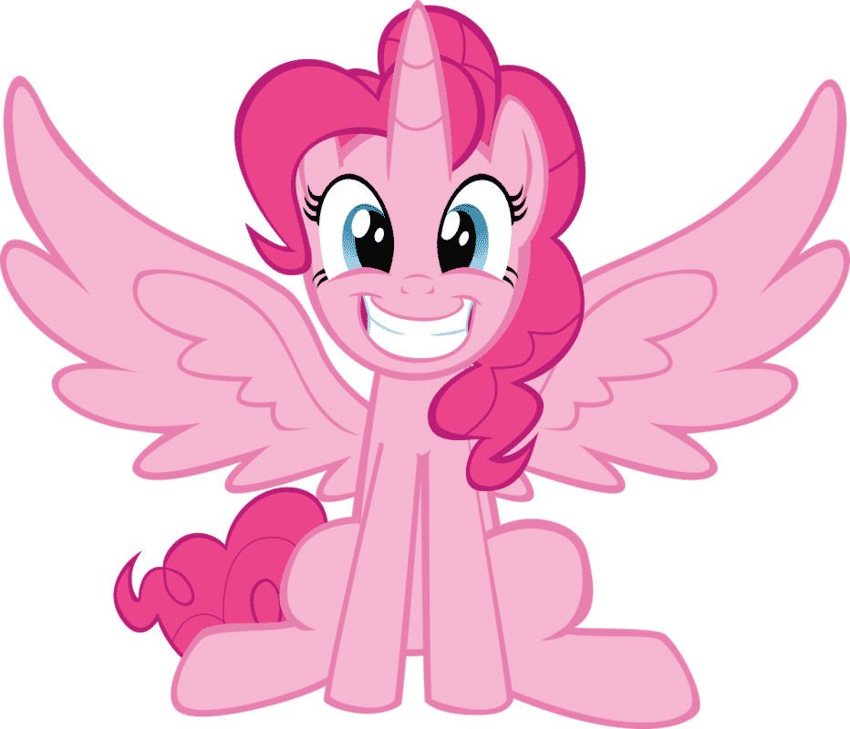 My Little Pony Pink Horn
