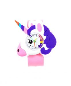 Unicorn Slap Watch Plastic