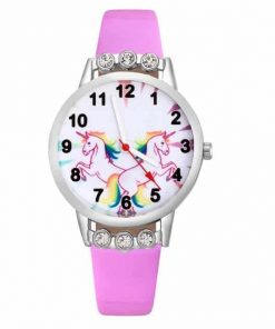 Unicorn Crystal Watch