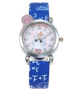 Unicorn 6 Years Old Watch