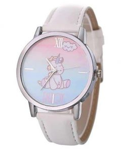 White Unicorn Girl Watch