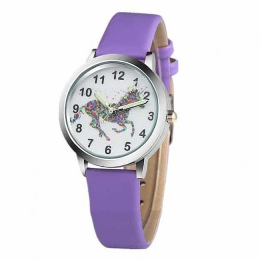 Unicorn Purple Legendary Watch