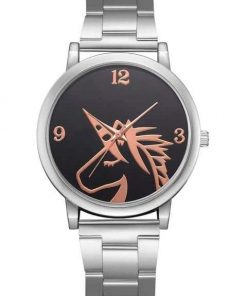 Unicorn Stainless Steel Watch For Man