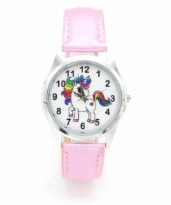 Unicorn Pink Rainbow Watch