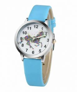 Unicorn Blue Prism Watch