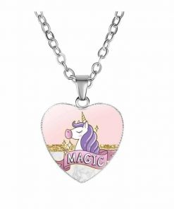 Necklace Unicorn Small Girl Unicorn Stuffed Animals