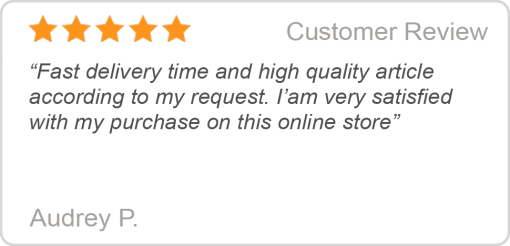 Customer Reviews 4