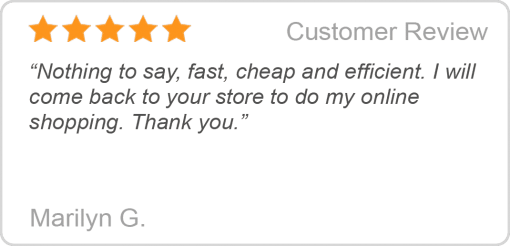 Customer Reviews 9